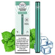 Vape Pen Fresh Menthol - Dinner Lady