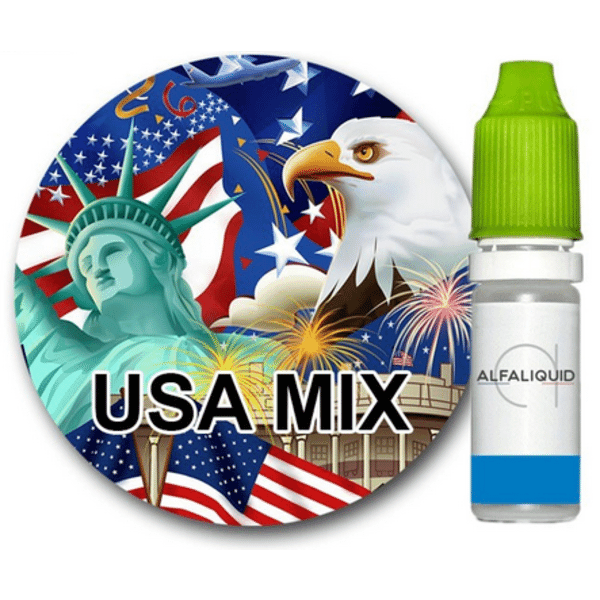 Usa Mix Alfaliquid image 1