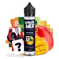 Mangue + Saveurs mystères 50ml - Space Mix by CigaretteElec