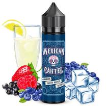 Limonade Fruits rouges Bleuets 50ml - Mexican Cartel