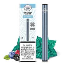 Vape Pen Blue Menthol - Dinner Lady