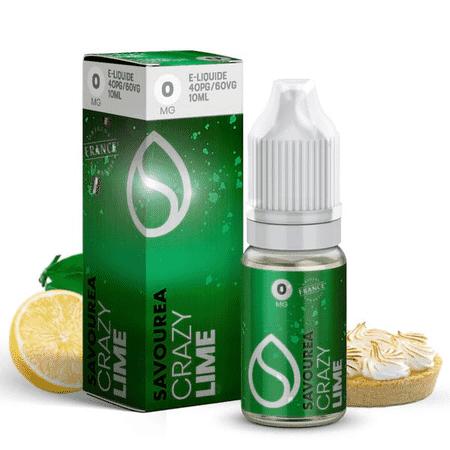 E Liquide Crazy Lime - Savourea