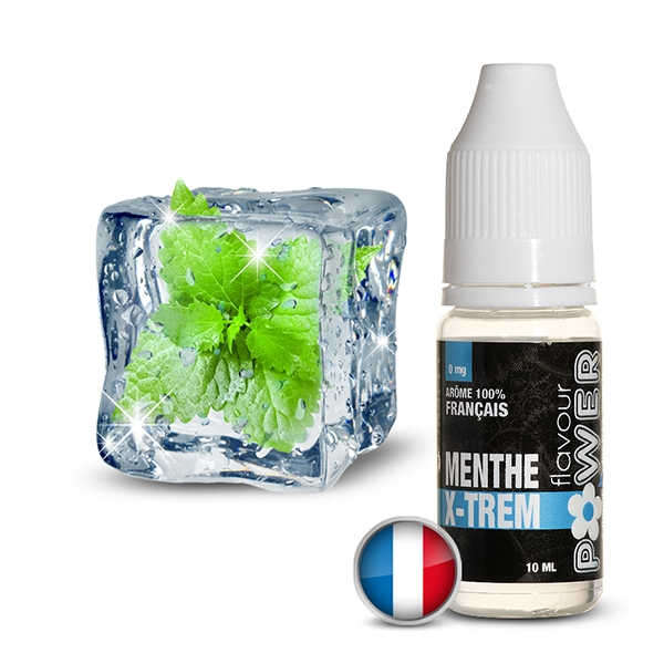Menthe Xtrem Flavour Power