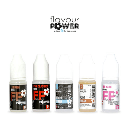 Pack Découverte Flavour Power