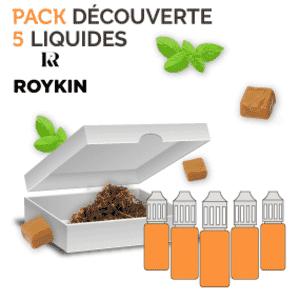 Pack Découverte Roykin