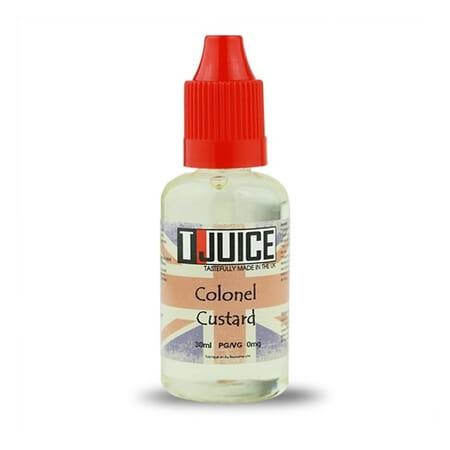 Arôme Colonel Custard 10ml Tjuice image 3