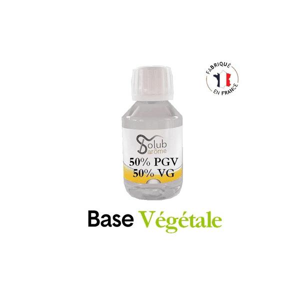 Base Solubarome Végétale 115 ml