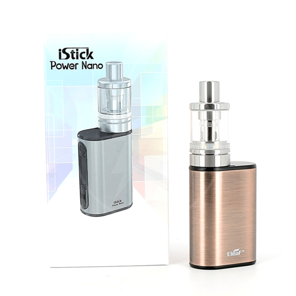 Kit iStick Power Nano Eleaf image 4