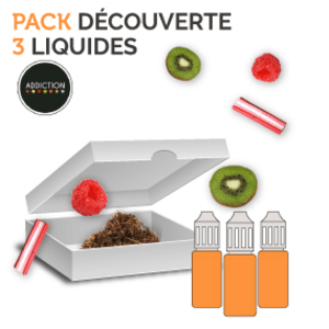 Pack Découverte Addiction
