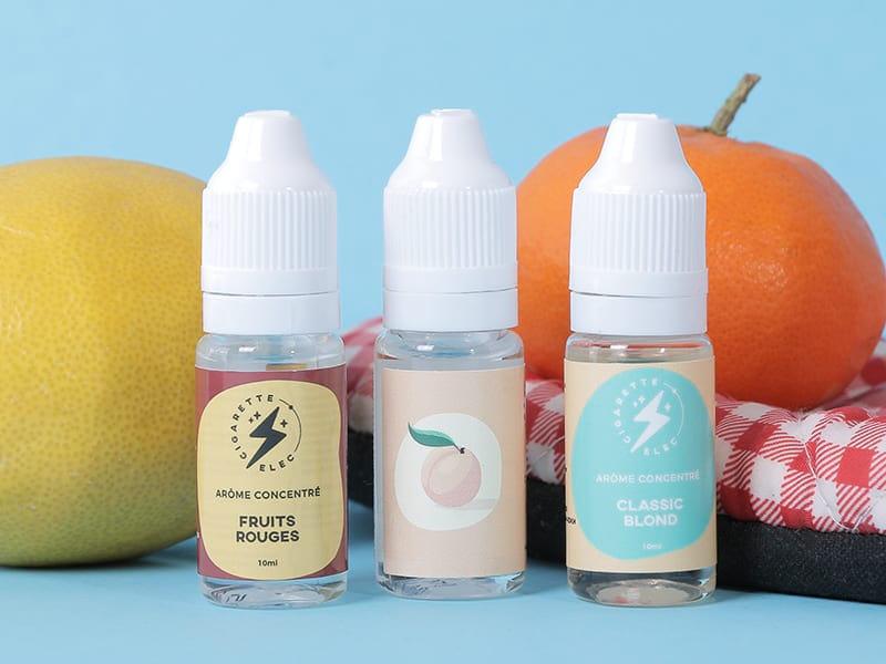Les arômes et additifs
